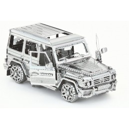 MERCEDES BENZ ARMABLE METAL