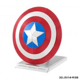 CAP AMERICA ARMABLE METAL