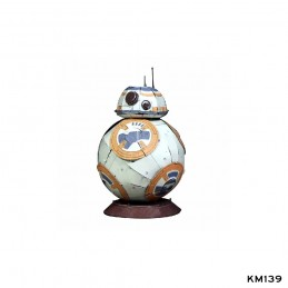 BB-8 DROID COLOR ARMABLE METAL