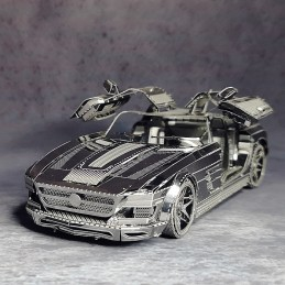 MERCEDES COUPE ARMABLE METAL