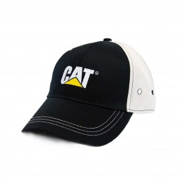 GORRO CAT BLACK AND KHAKI...