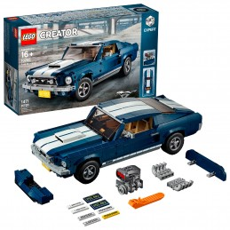 LEGO TECHNIC MUSTANG GT...