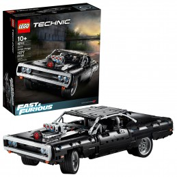 LEGO TECHNIC DODGE CHARGER...