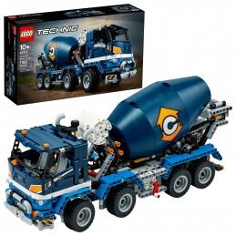 LEGO TECHNIC CAMIÓN MIXER...