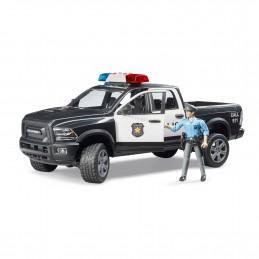 1:50 POLICÍA DODGE RAM CON...