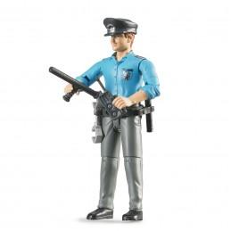 1:16 MUÑECO FIGURA DE POLICÍA