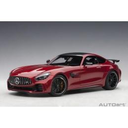 1:18 MERCEDES-AMG GT R (DESIGNO CARDINAL RED METALLIC)