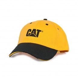 GORRO CAT GOLD AND BLACK VALUE