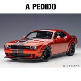 1:18 Dodge Challenger SRT...