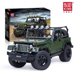 BLOQUES ARMABLES JEEP...