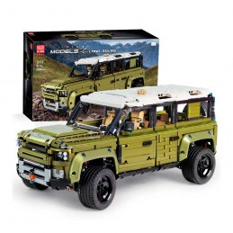 BLOQUES ARMABLES LAND ROVER...