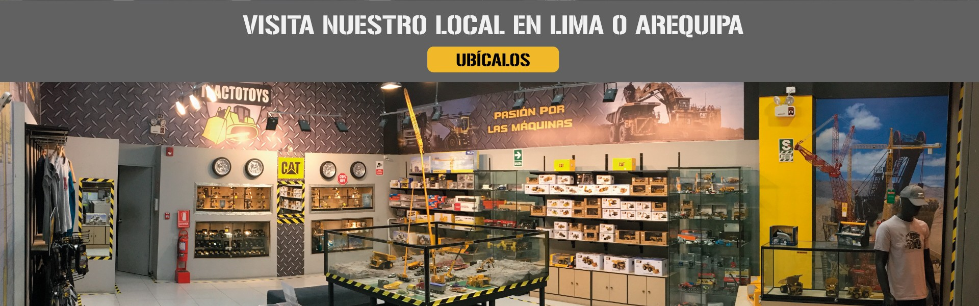 Locales Tractotoys Tractostore Lima Arequipa